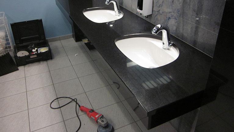 Turbo Reinigungsservice - Naturstein & Keramik reinigen lassen YC08
